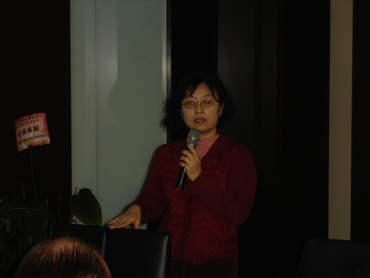行政院衛生署台北醫院廖玲梅老師為大家帶來「藥品臨床使用劑量與適應症討論」課程