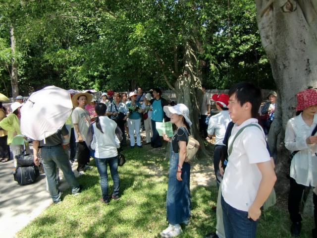 台北縣藥師公會當日報名人數為40名