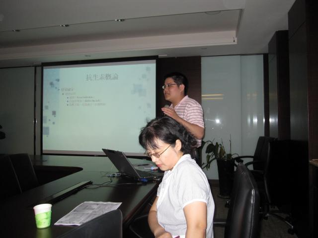 廖玲梅老師精心準備「精神與神經科用藥評估」課程