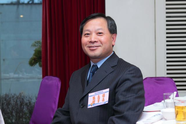 新北市西藥商業同業公會張志祥理事長出席本次活動