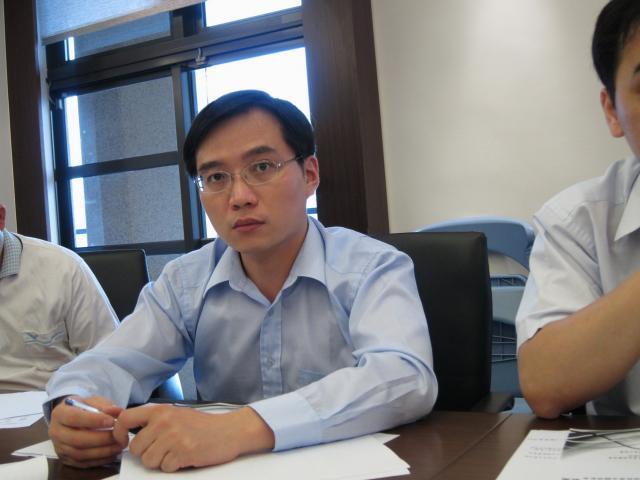 張博彥理事出席本次理、監事會議