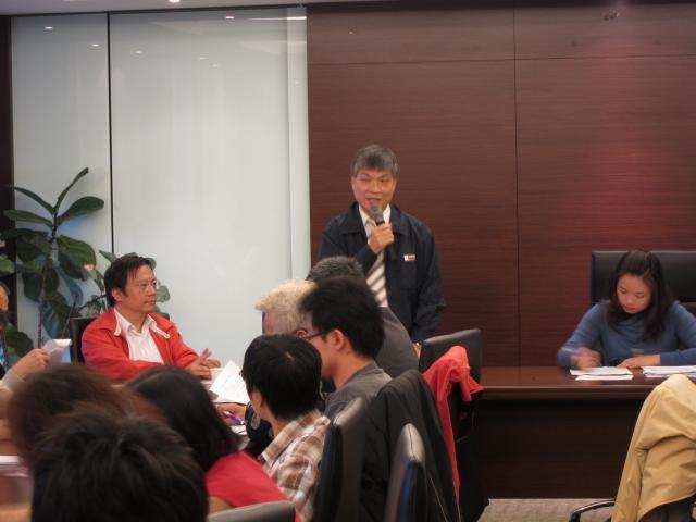 古博仁理事長希望慢箋團隊委員會能就此次署立台北醫院慢箋釋出進行全盤的規劃