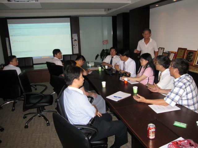 2009_0907處方箋二維條碼試辦台北縣藥師公會上課照片011